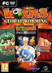 Team 17 Worms Global Worming Triple Pack - Windows