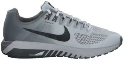 Laufschuhe Air Zoom Structure 21 904695-001 mit Dynamic Fit-Technologie Nike Pure Platinum/Anthracite-Cool Grey