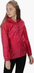 Regatta Stormbreak - Regenjas - Jongens en meisjes - 140 - roze