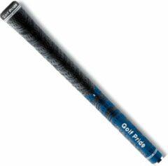 GolfPride New Decade MultiCompound Standaard Grip - Blauw Zwart