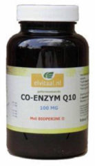 How2behealthy Elvitaal Co-enzym Q10 100 mg 60 V-cap