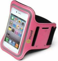 Roze Muvit Universal Sport Armband L Pink