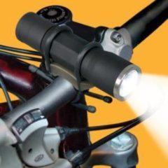 Zwarte NITE IZE X3A - Bike Light X3ABLR-01-R7 Fietslicht Fietslamp