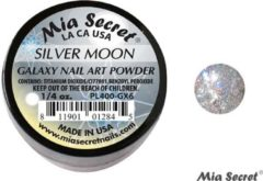 Zilveren Mia Secret Galaxy Acrylpoeder Silver Moon