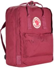 Fjallraven Fjallraven Kanken Backpack - Plum