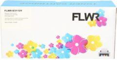 FLWR - Toner / 3110 / Geel - Geschikt voor Dell