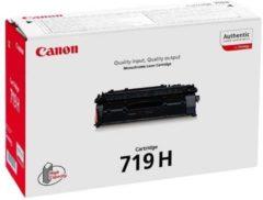 Zwarte Canon CRG 719H BK - Tonercartridge / Zwart