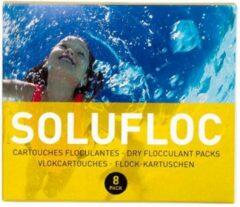 Zwembaden | Waterbehandeling - Pool Power Solufloc 8 Zakjes