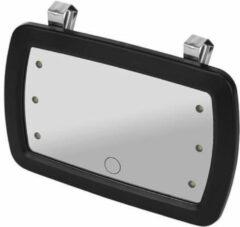 Zwarte Merkloos / Sans marque Universele autospiegel monitoring spiegel voor baby en kind achterbank