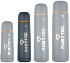 Grijze RUBYTEC Shira Vacuum Thermosfles - 500 Ml - Donkergrijs