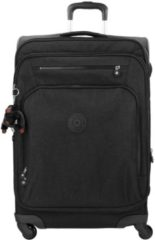Basic Travel 4-Rollen Trolley 18 Youri 78 cm Kipling true black