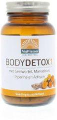 Mattisson Body Detox 1 met Mariadistel, Artisjok EA 60 st