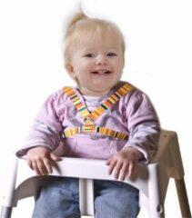 Oranje Reer babytuigje voor stoel/kinderwagen