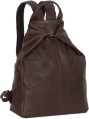 Bruine Chesterfield Manchester Backpack brown