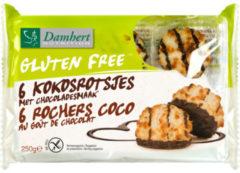Damhert Koekjes Kokosrotsjes Met Chocolade Glutenvrij
