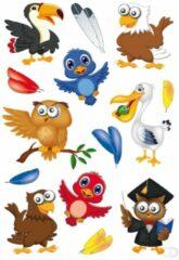 Stickers Herma 3682 MAGIC Nest vogels, Wiebelogen
