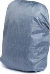 Blauwe Cortina Cort Lima Raincover backpack antra