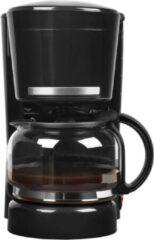 Zwarte Medion koffiezetapparaat 1,25l