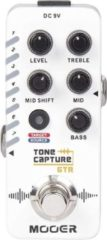 Mooer Tone Capture GTR - Guitar Tone Capture Tool / Sampler / EQ