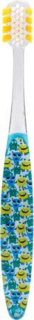 Afbeelding van Blauwe World Wide Daily Better Toothbrush - Kids - Monsters