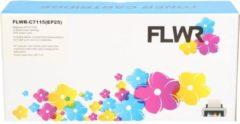 FLWR - Toner / 15A zwart (Compatible) - Geschikt voor HP