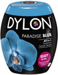 Dylon Wasmachine Textielverf Pods - Paradise Blue 350g