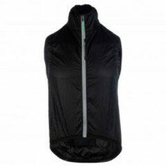 Zwarte Q36.5 Cycling Clothing Q36.5 Air Vest Wind(69gr) Bodywarmer