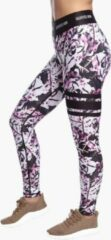 Sacrifice Now - LEGGINGS - FLORAL AMBITION Series Premium Quality