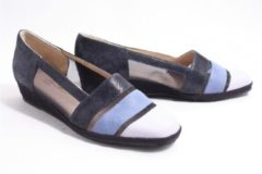 La Badia 114 pumps Blauw 41 (UK 7,5)