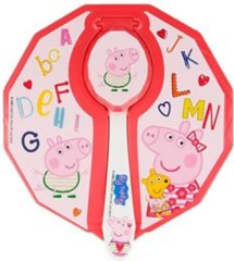 Rode Peppa Pig Big Baby Eet set