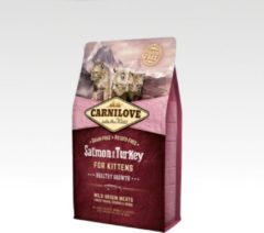 Carnilove Cat Salmon/Turkey Kittens 6 kg