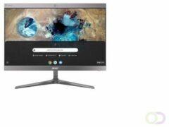 "Acer Chromebase 24 CA24I2 60,5 cm (23.8"") 1920 x 1080 Pixels Intel® Celeron® 4 GB DDR4-SDRAM 32 GB SSD Wi-Fi 5 (802.11ac) Zilver Alles-in-één-pc Chrome OS"