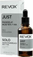 Revox Just Mandelic Acid 10% + HA Mild Exfoliation Serum 30ml.