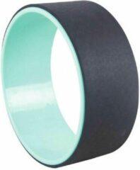 Groene Softee Yoga Wheel | Yoga Wiel | Fitness Wiel |Diameter 33 cm