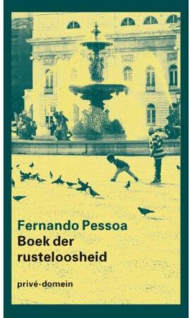 Afbeelding van Boek Der Rusteloosheid