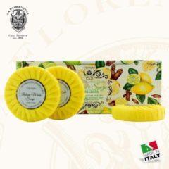 La Florentina Italiaans Home Made Handzeep Spiced Lemon - 3 x 100 gr