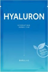 Barulab The Clean Vegan Hyaluron Mask 11 g - 1 stuk