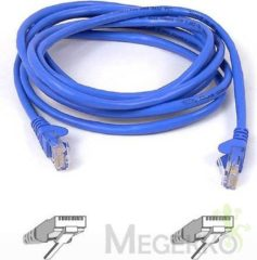 Blauwe Fujitsu Console switch Cable KVM-S2 CAT5 2m toetsenbord-video-muis (kvm) kabel