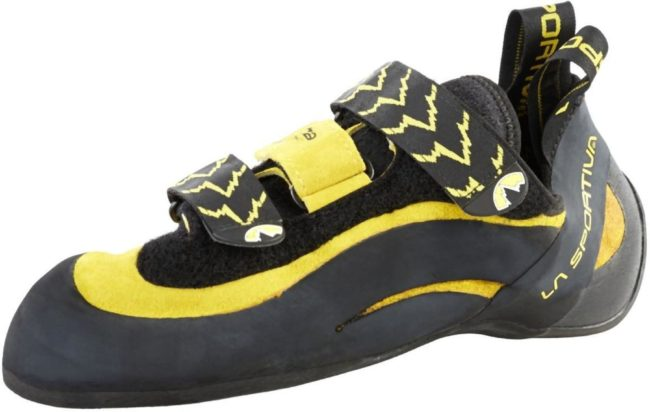 Afbeelding van La Sportiva - Miura VS - Klimschoenen maat 39, grijs/zwart