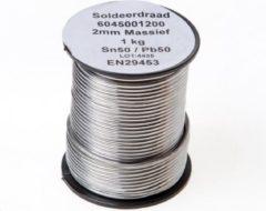 Merkloos / Sans marque Draadsoldeer massief sn50/pb50 2mm