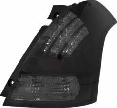 Universeel Set LED Achterlichten Suzuki Swift II 2005-2010 - Zwart/Smoke