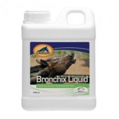 Cavalor Bronchix Liquid Ademhaling - Voedingssupplement - 1 l 1 kg