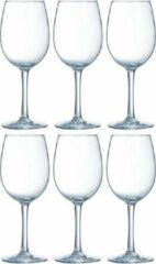 Transparante Arcoroc 6x Stuks wijnglazen voor rode wijn 580 ml - Vina Vap - Bar/cafe benodigdheden - Wijn glazen