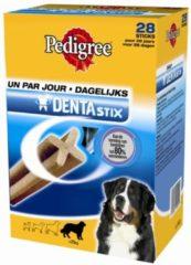 Pedigree Dentastix voor boven de 25 kg voor de hond Omdoos (28 stuks)