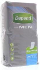 Depend for Men Guards Incontinentie broekje - 14 stuks