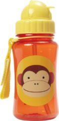 Bruine Skip Hop Zoo - Drinkfles - Aap