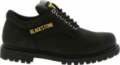 Blackstone schoen 439 laag model zwart