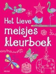 Bruna Het lieve meisjes kleurboek - Boek Deltas Centrale uitgeverij (9044737155)