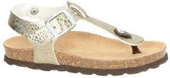 Gouden Kipling Maria metallic sandalen