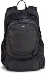 Zwarte JEVA Rugzak Backpack XL Pure Black